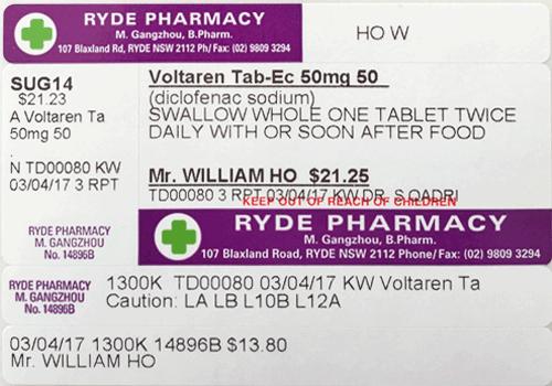 medical prescription app